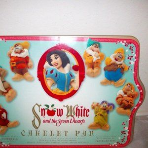 SNOW WHITE & THE SEVEN DWARF WILLIAM NORDICWARE